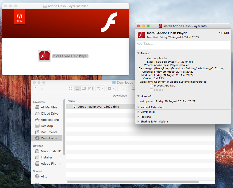 Adobe flash player for chrome mac download free download